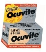 Ocuvite with Lutein Tablet - 60