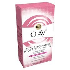 Olay Active Hydrating Beauty Fluid Lotion - 4 oz
