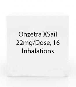 Onzetra XSail 22mg/Dose, 16 Inhalations