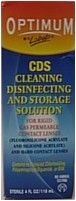 Optimum CDS Cleaning Disinfecting and Storage Solution - 4oz.