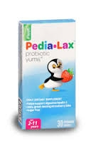 Pedia-Lax Probiotic Yums - 30ct