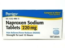 Perrigo Naproxen Sodium 220mg Tablets 100ct