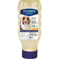 PetArmor Plus Flea and Tick Shampoo for Dogs- 18oz