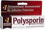 Polysporin Ointment 0.5 oz