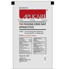 Povidine Iodine 10% Ointment, 1g packets-200ct