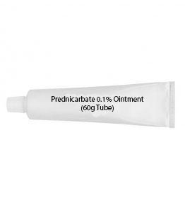 Prednicarbate 0.1% Ointment (60g Tube)
