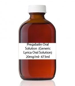 Pregabalin Oral Solution 20mg/ml- 437ml