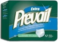 "Prevail Extra Absorbency Protective Underwear, XX Large (68"" - 80"") - 48/Case"