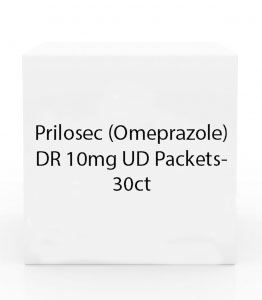Prilosec (Omeprazole) DR 10mg UD Packets- 30ct