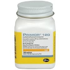 Primor 120mg Tablets