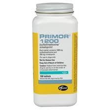 Primor 1200mg Tablets