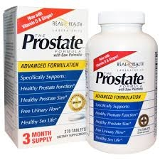 Real Health Laboratories The Prostate Formula Tablets - 270ct