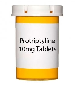 Protriptyline 10mg Tablets