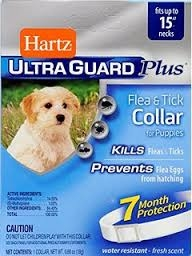 Hartz® UltraGuard® Flea and Tick Collar for Puppies ** Extended Lead Time **