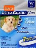 Hartz® UltraGuard® Plus Flea & Tick Collar for Puppies ** Extended Lead Time **
