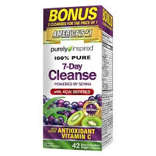 Purely Inspired 7-Day Cleanse with Acai Berries Capsules - 42ct