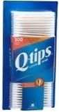 Q-Tips Swabs Antimicrobial 300