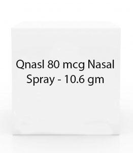 Qnasl 80 mcg Nasal Spray - 10.6 gm