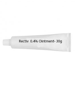 Rectiv  0.4% Ointment- 30g
