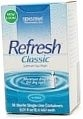 Refresh Classic .01oz Single Dose - 50