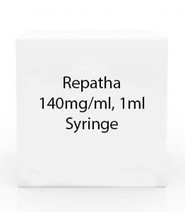 Repatha 140mg/ml, 1ml Syringe