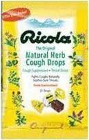 Ricola C Drop Original 21 ct