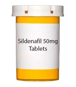 Sildenafil 50mg Tablets