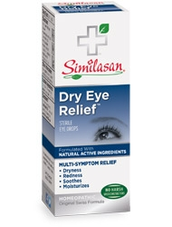 Similasan Dry Eye Relief- 10ml