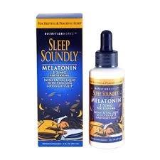 Nutritionworks Sleep Soundly 3.5mg Melatonin Drops - 2oz