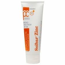 Solbar Zinc Sunscreen w/Zinc Oxide SPF 38 - 4oz