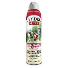 Anti-Itch Continuous Spray- 3oz