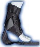 Stabilizing Ankle Brace (Black) -  Extra Large