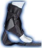 Stabilizing Ankle Brace (Black) - Medium