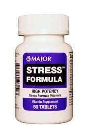 Stress Formula Vitamin Supplement - 60 Tablets