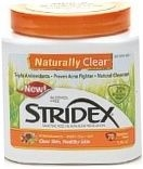 Stridex Alcohol Free 70ct