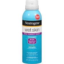 Neutrogena Wet Skin Spray SPF 85 - 5 fl oz