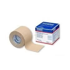 """Tensoplast Athletic Tape, Tan, 1"""" x 5yd- 1 Roll"""