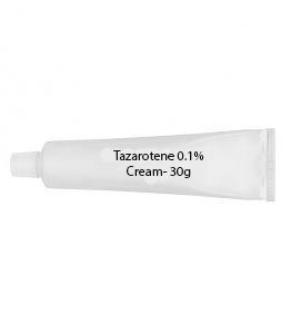 Tazarotene .01% Cream- 30g