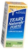 Tears Naturale Forte Lubricant Eye Drops - 15ml Bottle