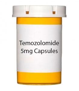 Temozolomide 5mg Capsules