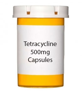 Tetracycline 500mg Capsules