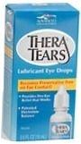 Thera Tears Eye Drops  15ml