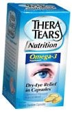 Theratears Nutrition Dry-Eye Relief Capsules 90 ct