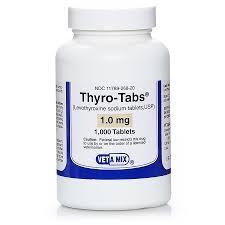 Thyro-Tabs 1mg