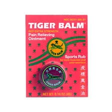 Tiger Balm Extra Strength Sports Rub- .14oz (24ct)