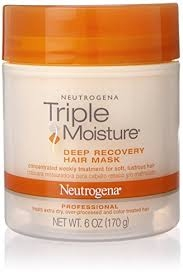 Neutrogena Triple Moisture Professional Deep Recovery Hair Mask - 6.0 oz