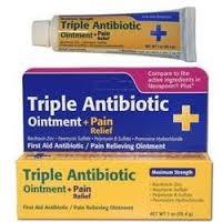 Triple Antibiotic Ointment (Taro)- 30g