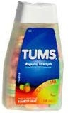 Tums Tablets Assorted Fruit - 150