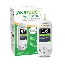 One Touch Verio Reflect Blood Glucose Meter