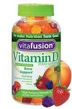 Vitafusion Vitamin D Gummy- 150ct